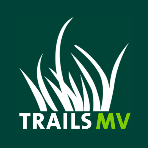 The badge for the TrailsMV OuterSpatial community.
