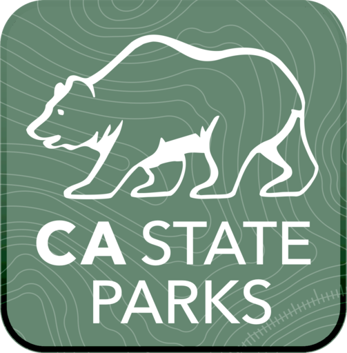 The badge for the California State Parks OuterSpatial community.